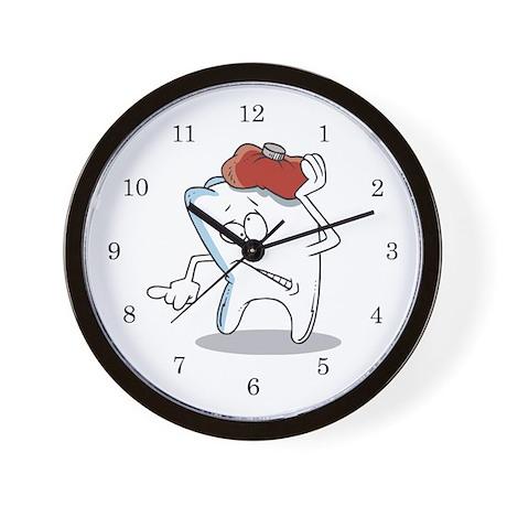 Dentist Wall Clock