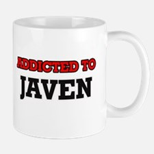 Addicted to Javen Mugs