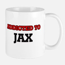 Addicted to Jax Mugs