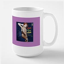 Cha Cha Cha Large Mug