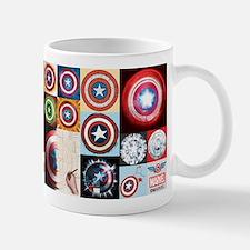 Captain America 75th Anniversary Collec Mug