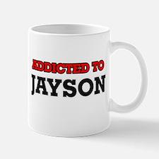 Addicted to Jayson Mugs