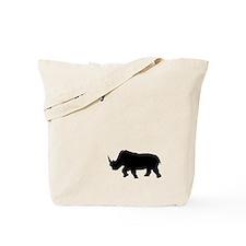 Sexy Horny Rhino Tote Bag