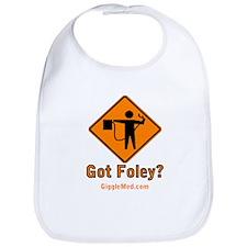 Foley Flagger Sign Bib
