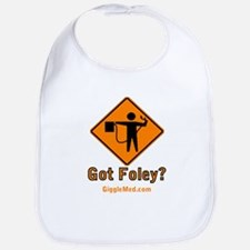 Foley Flagger Sign Bib