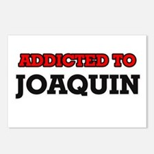 Addicted to Joaquin Postcards (Package of 8)