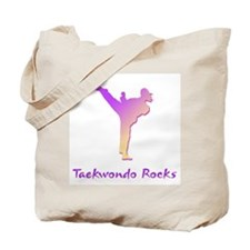 Taekwondo Rocks 2 Tote Bag