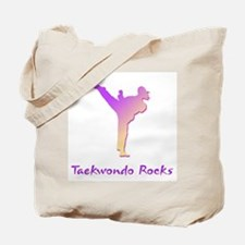 Taekwondo Rocks 2 Tote Bag