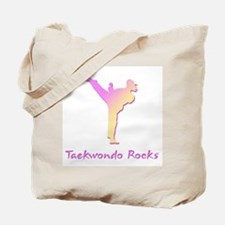 Taekwondo Rocks 1 Tote Bag