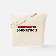 Addicted to Johnathon Tote Bag