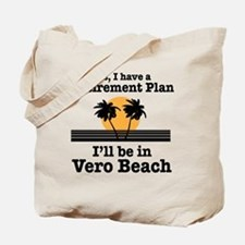 Cute Vero beach Tote Bag