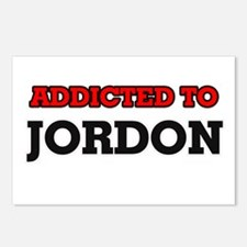 Addicted to Jordon Postcards (Package of 8)
