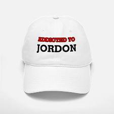 Addicted to Jordon Baseball Baseball Cap