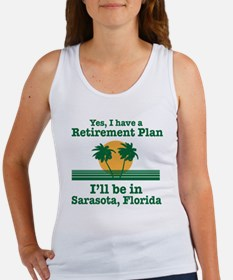 Cute Sarasota Women's Tank Top