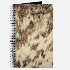 bohemian tribal southwestern cowhide Journal