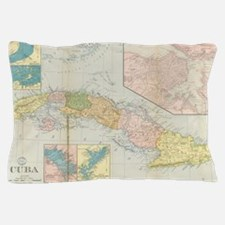 Cute Cuba Pillow Case