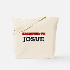 Addicted to Josue Tote Bag