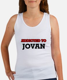 Addicted to Jovan Tank Top