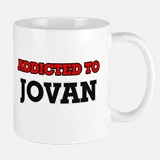 Addicted to Jovan Mugs