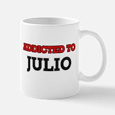Addicted to Julio Mugs