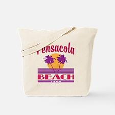 Funny Pensacola beach Tote Bag