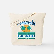 Cute Pensacola beach Tote Bag
