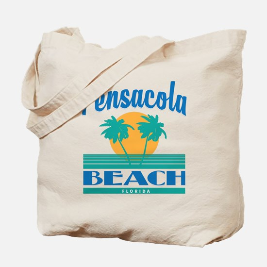 Unique Beach design Tote Bag
