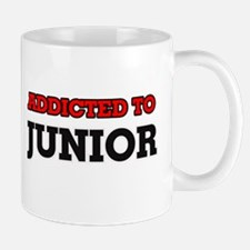 Addicted to Junior Mugs