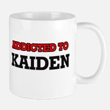 Addicted to Kaiden Mugs