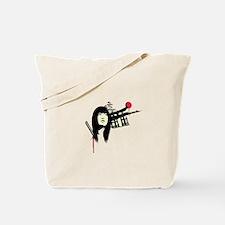 Blood Sun Tote Bag