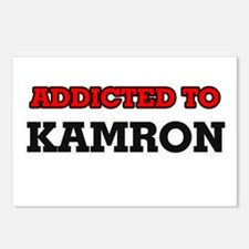 Addicted to Kamron Postcards (Package of 8)