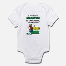 Ignorance is Expensive  Infant Bodysuit
