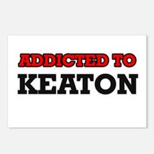 Addicted to Keaton Postcards (Package of 8)