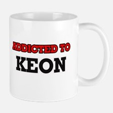 Addicted to Keon Mugs