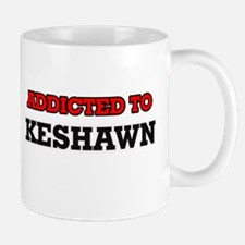 Addicted to Keshawn Mugs