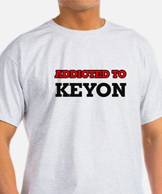 Addicted to Keyon T-Shirt