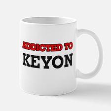 Addicted to Keyon Mugs
