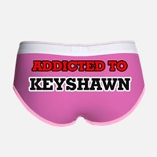 Cute Keyshawn Women's Boy Brief