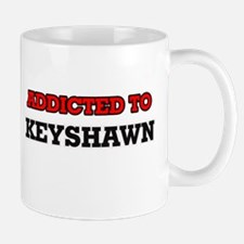 Addicted to Keyshawn Mugs