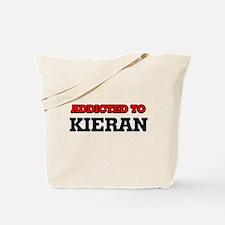 Addicted to Kieran Tote Bag
