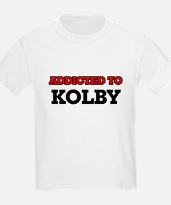 Addicted to Kolby T-Shirt