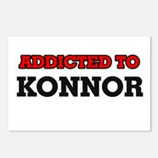 Addicted to Konnor Postcards (Package of 8)