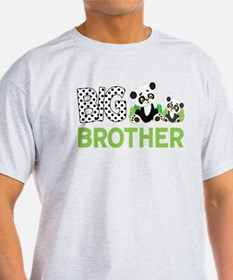 Big Brother Pandas T-Shirt