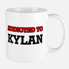 Addicted to Kylan Mugs