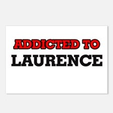 Addicted to Laurence Postcards (Package of 8)