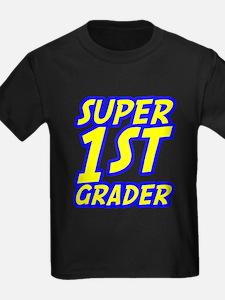Super 1st Grader T-Shirt