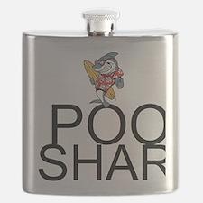 Pool Shark Flask