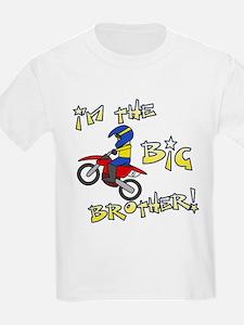moto_bigbrother_blk T-Shirt