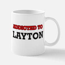 Addicted to Layton Mugs