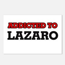 Addicted to Lazaro Postcards (Package of 8)